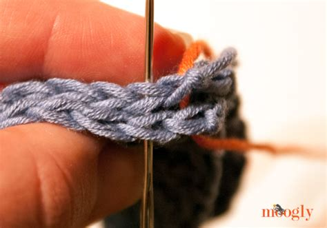 whip stitch knitting tutorial whip stitch seaming moogly