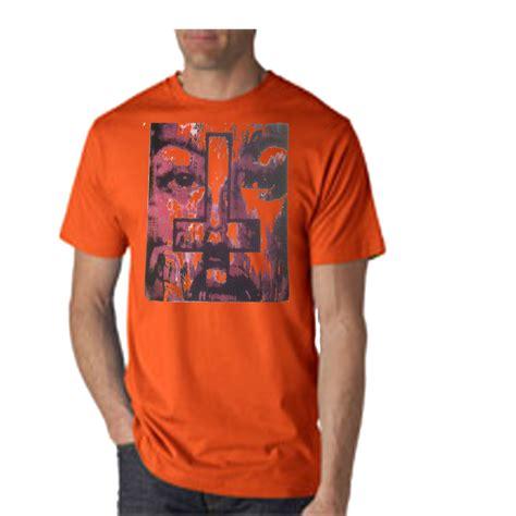 Kaos T Shirt Atticus 6 1 quot anarchy quot orange