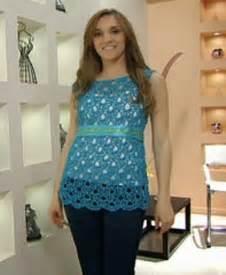 varias blusas tejidas a crochet todo patrones crochet