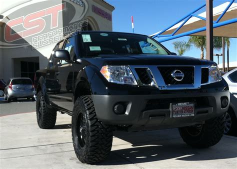 lifted nissan frontier 2017 suspension lift nissan frontier all the best suspension