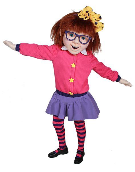 junie b jones junie b jones costume rental custom mascots costume