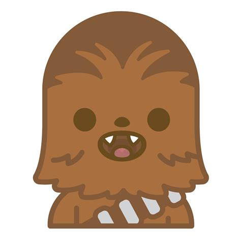clipart chewbacca pencil and in color clipart