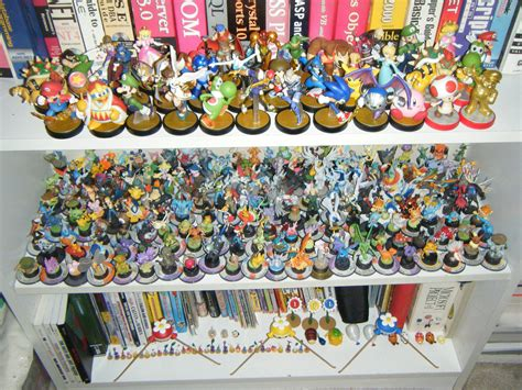 All Collection amiibo collection 110 complete amiibo