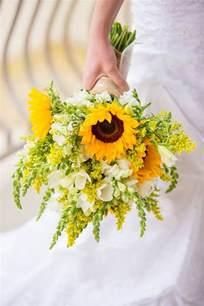 sunflower bouquet sunflower bouquet flowers wedding flowers