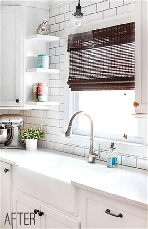 white kitchen subway tile classic white subway tile kitchen all the way to the top