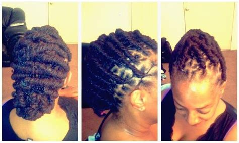 how to do puming hairs locs wrapped on pipe cleaners and put into an updo natural