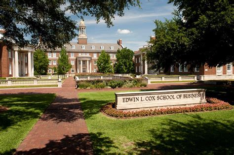 Southern Methodist Mba Cost by Southern Methodist Cox School Of Business