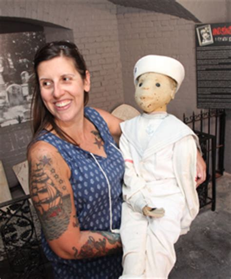 haunted doll in key west voices robert the doll goes to vegas voices