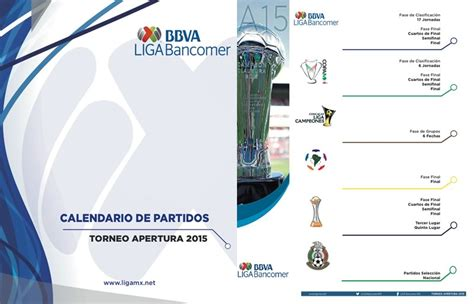 Calendario America Clausura 2015 Calendario Liga Mx Apertura 2015 New Calendar Template Site