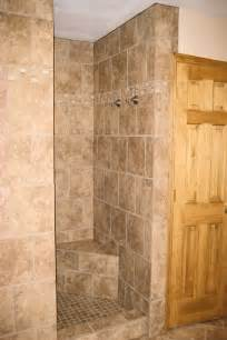 walk in showers with seats pictures to pin on