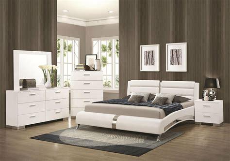 bedrooms furniture sets stanton ultra modern 5pcs glossy white king size platform bedroom set furniture ebay