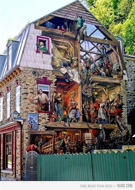 1001archives amazing 3d art murals 17 best images about art mural 3d street on pinterest