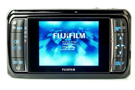 fuji 3d fujifilm w1 real 3d digital review