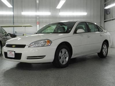 chevy impala with bench seat sell used white chevy impala remote start bench seat power driver column shift cruise in
