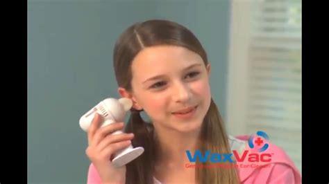 Waxvac Pembersih Kotoran Telinga Wax Vac Electric Ear Diskon alat pembersih telinga waxvac vacuum ear cleaner alat