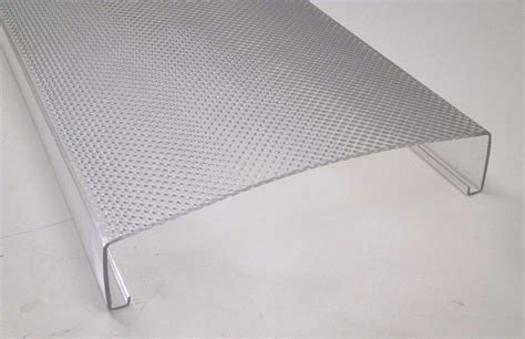fluorescent light lens covers 24 quot ceiling fluorescent wrap around light fixture cover
