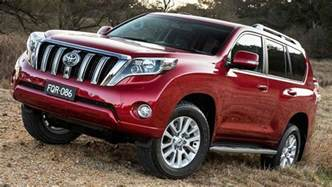 Toyota Prado 2015 Toyota Landcruiser Prado Kakadu Review Road Test