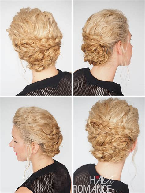 30 curly hairstyles in 30 days day 8 hair romance 30 curly hairstyles in 30 days day 5 hair romance