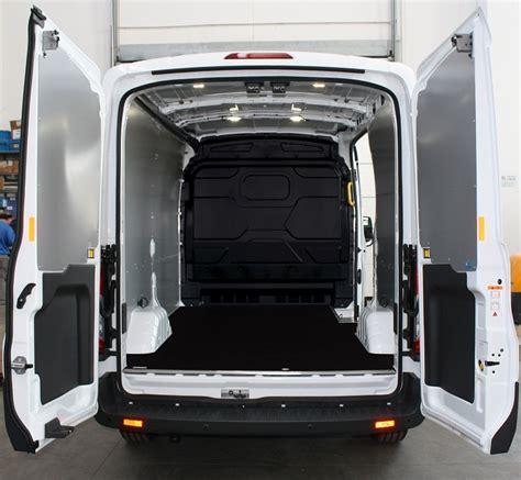 ford interno rivestimento interno e pianale per transit ford 2014