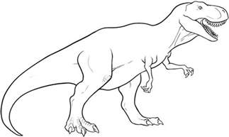 tyrannosaurus rex coloring page t rex coloring page coloring book