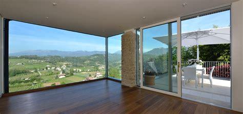porte finestre alluminio porte finestre e alzanti scorrevoli e serramenti treviso