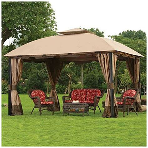 big lots patio gazebos wilson fisher 174 south hton gazebo at big lots