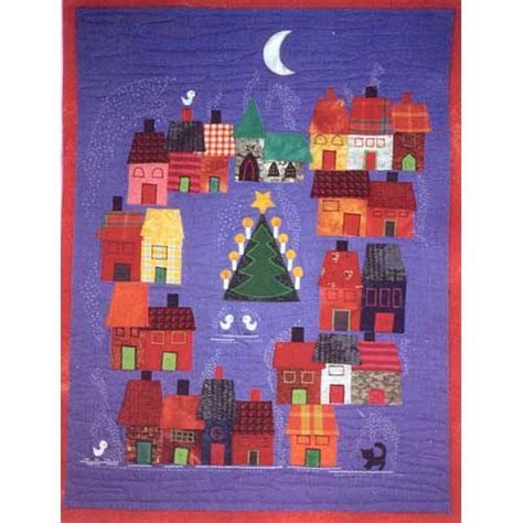 Patchwork Advent Calendar Pattern - 303 best images about quilt houses on quilt