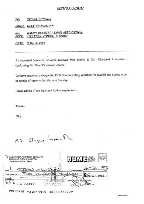 Loan Application Letter For House Renovation The Awu Miss Gillard S Story About Ralph The Property Investor Doesn T Add Up