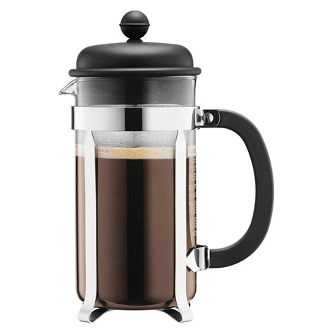 Press Coffee Maker bodum caffettiera press coffee maker 8 cup 34 oz