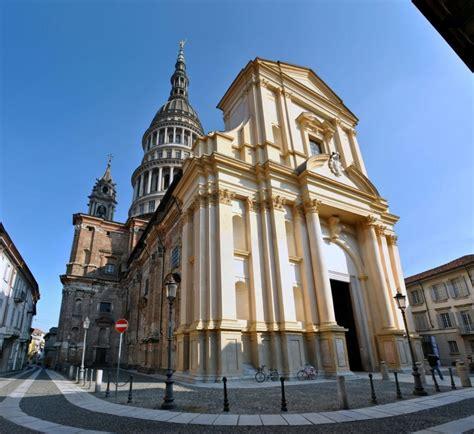 cupola novara basilica di san gaudenzio a novara