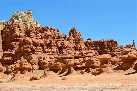 Goblin Valley Utah Pictures exploring goblin valley utah state park with