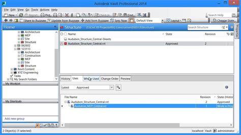 autodesk workflow autodesk vault professional integration with revit