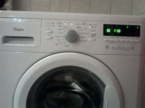 lave linge r 233 parer un lave linge whirlpool erreur f08 commentreparer apprenez 224 tout