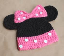 Mickey Mouse Crochet Hat Patterns Free » Home Design 2017