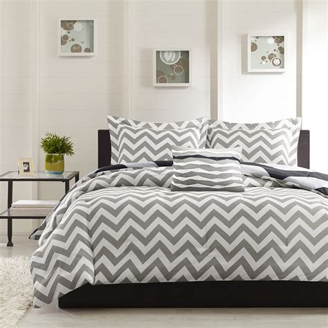 Black And White Chevron Bedding Set Bedroom Charming Images Of Chevron Bedroom For Your Inspiration Black And White Chevron