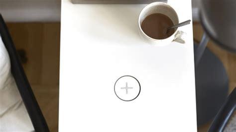 wireless charging l ikea ikea mette la ricarica wireless dentro i mobili wired
