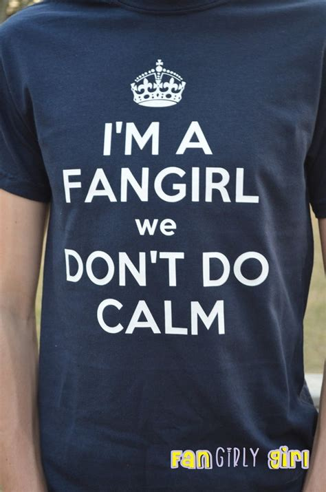 about being a sherlockian books fangirl inspired keep calm style im a fangirl we by