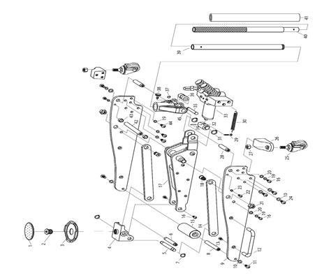 ton diagram sip 03673 1 25 ton aluminium racing diagram