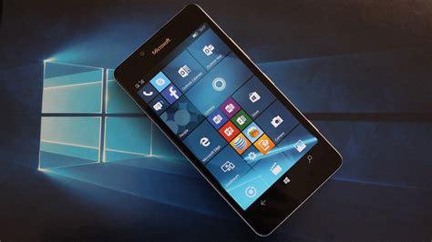 windows phone windows mobile lan 231 ada uma build para o windows 10 mobile