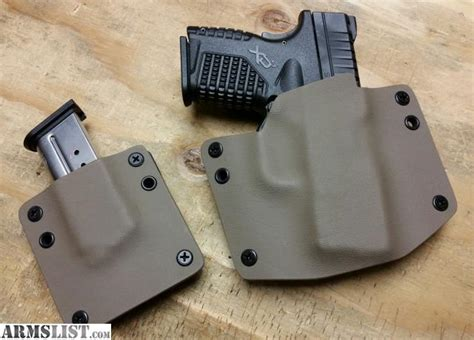 fde color armslist for sale new kydex holster and single mag