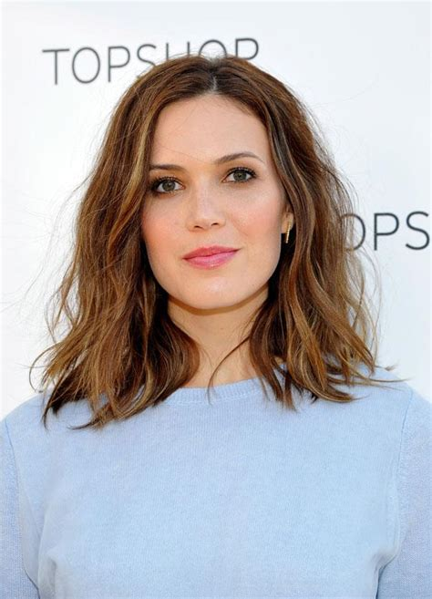 Mandy Back In The Spotlight by Bobs And Lobs The Versatile Haircut We S Bazaar