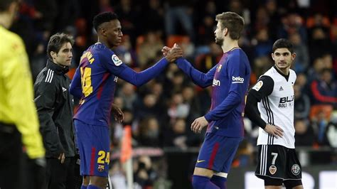 yerry mina yerry mina speaks after making his barcelona debut