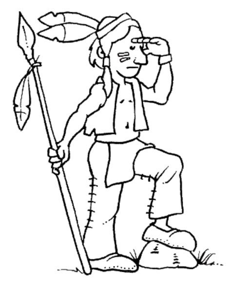 creek indian coloring page amazing coloring pages indians printable coloring pages