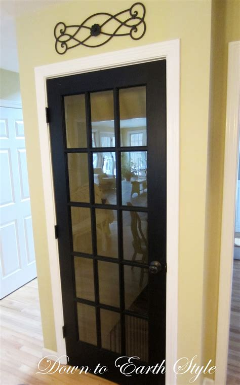basement doors on