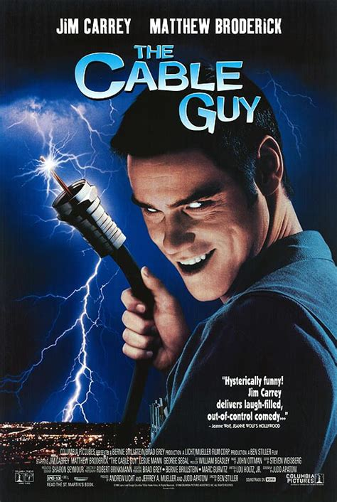 Cable Guy Meme - cable guy movie posters at movie poster warehouse