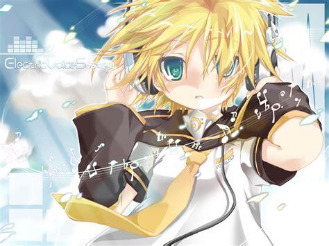 len gold kagamine len cute99 wallpaper 24415410 fanpop
