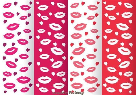 girly wallpaper ai lips girly background vectors download free vector art