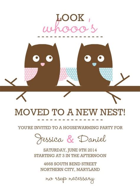 Free Printable Housewarming Invitations Cards the 25 best housewarming invitation templates ideas on