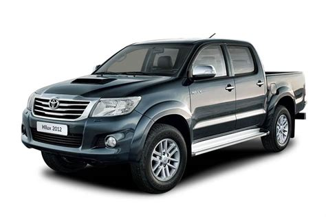 Toyota Hilux 4 New Toyota Hilux Diesel Invincible X D Cab Up 2 4 D