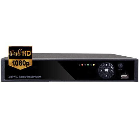Dvr 4 Channel Stealth Hd 1080p 5 In 1 4 channel hd sdi lite dvr